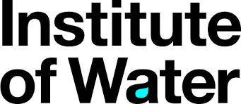 Institute Of Water Logo - Natural Cement